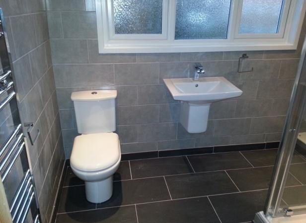Full Bathroom Refit Finished Th Jan In Ashford Ashford - Bathroom refit