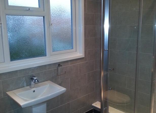 Full Bathroom Refit Finished 5th Jan 2013 In Ashford Ashford Building Services