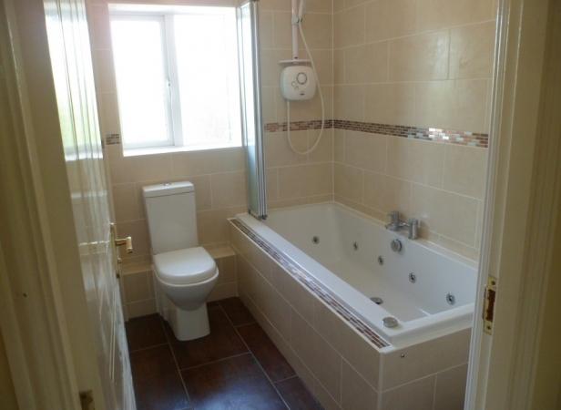 Bathroom En Suit May 2013 In Ashford Ashford Building Services