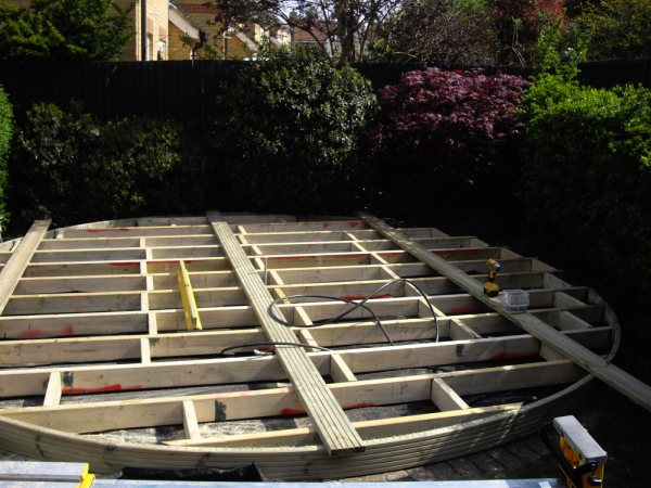 Timber Decking In Ashford Ashford Building Services